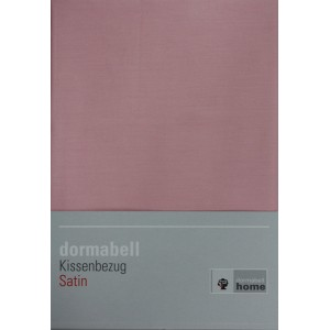 dormabell Kissenbezug Satin rose